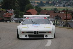 Nicolas Bührer, BMW M1, Swiss Historic Racing Team
