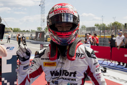 Race winner Nobuharu Matsushita, ART Grand Prix