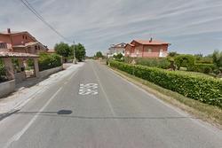 Il luogo dell'incidente di Nicky Hayden