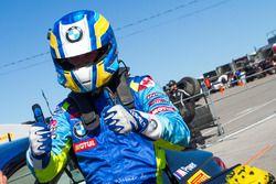 Il secondo classificato Nick Wittmer, ST Racing