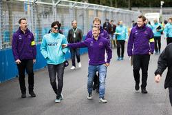 Nelson Piquet Jr., NEXTEV TCR Formula E Team. and Sam Bird, DS Virgin Racing