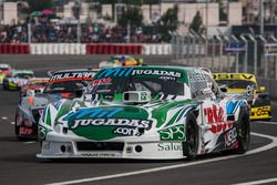 Carlos Okulovich, Maquin Parts Racing Torino, Christian Ledesma, Las Toscas Racing Chevrolet