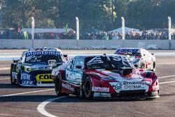 Jose Manuel Urcera, Las Toscas Racing Chevrolet, Julian Santero, Coiro Dole Racing Torino