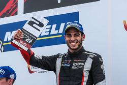 Подиум: обладатель второго места Рой Ниссани, RP Motorsport