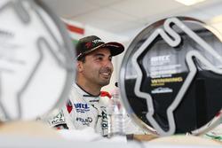 Conferencia de prensa Mehdi Bennani, Sébastien Loeb Racing, Citroën C-Elysée WTCC