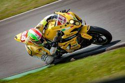 #44 No limits motor team, Suzuki GSX R 1000: Andrea Boscosauro, Kevin Manfredi, Niccolo Rosso