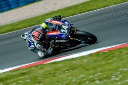 #14 MACO RACING Team, Yamaha R1: Greg Junod, Anthony Dos Santos, Marko Jerman