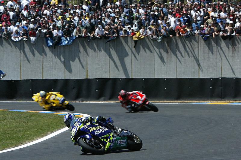 2004 : 1. Sete Gibernau, 2. Carlos Checa, 3. Max Biaggi
