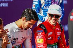 Lucas di Grassi, ABT Schaeffler Audi Sport, Daniel Abt, ABT Schaeffler Audi Sport