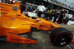 Фернандо Алонсо, Andretti Autosport Honda
