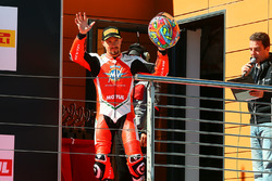 Podium: third place P.J. Jacobsen, MV Agusta