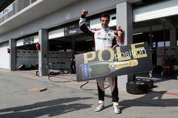 Pole position para Davit Kajaia, GE-Force, Alfa Romeo Giulietta TCR