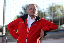 Ernst Moser, Teamchef, Audi Sport Team Phoenix