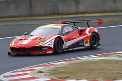 #50 INGING & Arnage Racing: Tsuzuki Akihiro, Nitta Morio