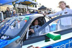 #14 3GT Racing, Lexus RCF GT3: Scott Pruett, Sage Karam
