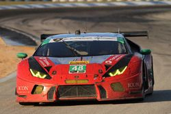 #48 Paul Miller Racing, Lamborghini Huracan GT3: Madison Snow, Bryan Sellers, Dion von Moltke