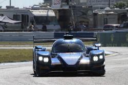 #90 Visit Florida Racing Racing Multimatic Riley LMP2: Marc Goossens, Renger van der Zande, René Ras