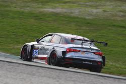 #333 Car Collection Motorsport, Audi RS3 LMS TCR: Monika Parhofer, Dirk Vorländer, Siegfried Kuzdas,