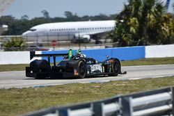 #20 BAR1 Motorsports ORECA FLM09: Don Yount, Buddy Rice, Daniel Burkett