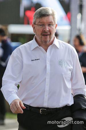 Ross Brawn, Director General de deportes de Motor