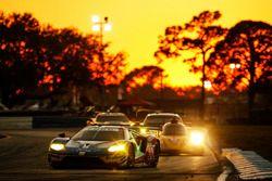 №68 Chip Ganassi Racing Ford GT: Билли Джонсон, Штефан Мюкке, Оливье Пла