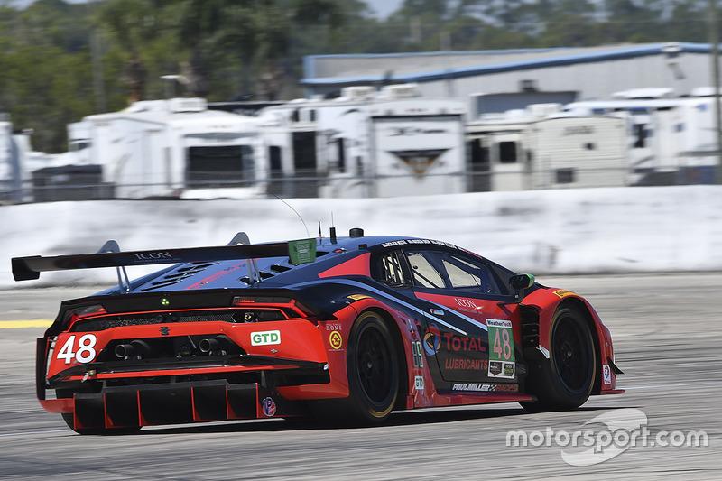 5. GTD: #48 Paul Miller Racing, Lamborghini Huracan GT3