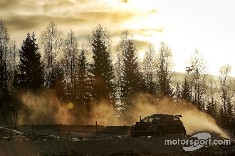 5. Teemu Suninen, Mikko Markkula, Ford Fiesta R5, M-Sport