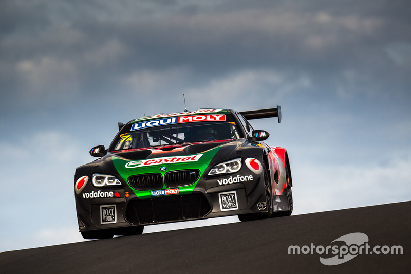 8. #7 BMW Team SRM, BMW M6 GT3
