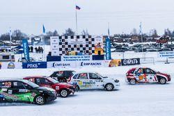 II этап Чемпионата России по трековым гонкам на льду
