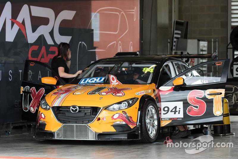 40. #94 MARC Cars Australia, Mazda 3 V8