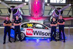 James Moffat, Garth Tander, Richard Muscat, James Golding, Garry Rogers Motorsport