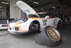 №18 PROsport Performance, Porsche Cayman PRO 4: Чарльз Патман, Чарльз Эспенлауб, Джо Фостер