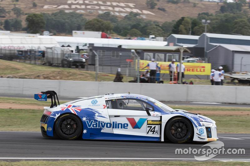 15. #74 Jamec Pem Racing, Audi R8 LMS