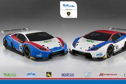 Lamborghini Huracan GT3 Ombra Racing