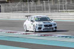 Giacomo Altoè, Subaru WRX TCR