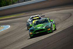 #2 TA3 Aston Martin Vantage GT4, Steven Davidson, Automatic Racing #59 TA Chevrolet Corvette driven
