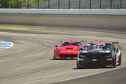 #23 TA Chevrolet Corvette, Amy Ruman, Ruman Racing, #39 TA4 Chevrolet Camaro, Todd Napieralski, Tota