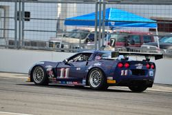 #11 TA3 Chevrolet Corvette, Randy Kinsland, Kinsland Racing