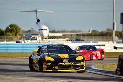 #32 TA3 Chevrolet Corvette, Andrew Aquilante, Phoenix Performance