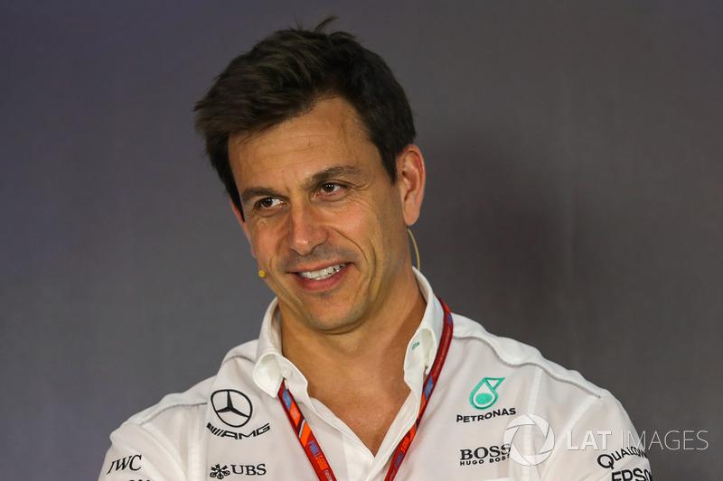 Тото Вольфф, акціонер та виконавчий директор Mercedes AMG F1