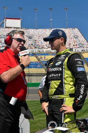 Matt Tifft, Joe Gibbs Racing Toyota rilascia un'intervista a PRN