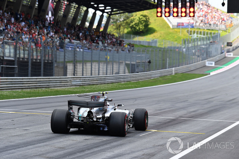 3. Valtteri Bottas, Mercedes AMG F1 W08