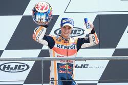 Third place Dani Pedrosa, Repsol Honda Team