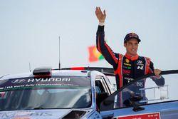 2. sıra Thierry Neuville, Hyundai Motorsport