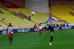 Fußballspiel in Monaco