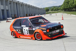 Stephan Burri, VW Polo, Autersa Racing