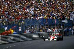 Ganador, Ayrton Senna, McLaren