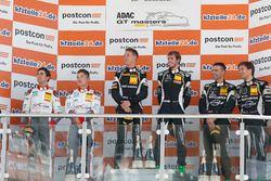 Podium: 1. #19 GRT Grasser Racing Team, Lamborghini Huracán GT3: Ezequiel Perez Companc, Mirko Borto