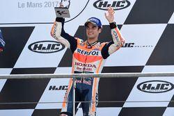 Troisième place Dani Pedrosa, Repsol Honda Team