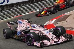Sergio Perez Force India Vjm10